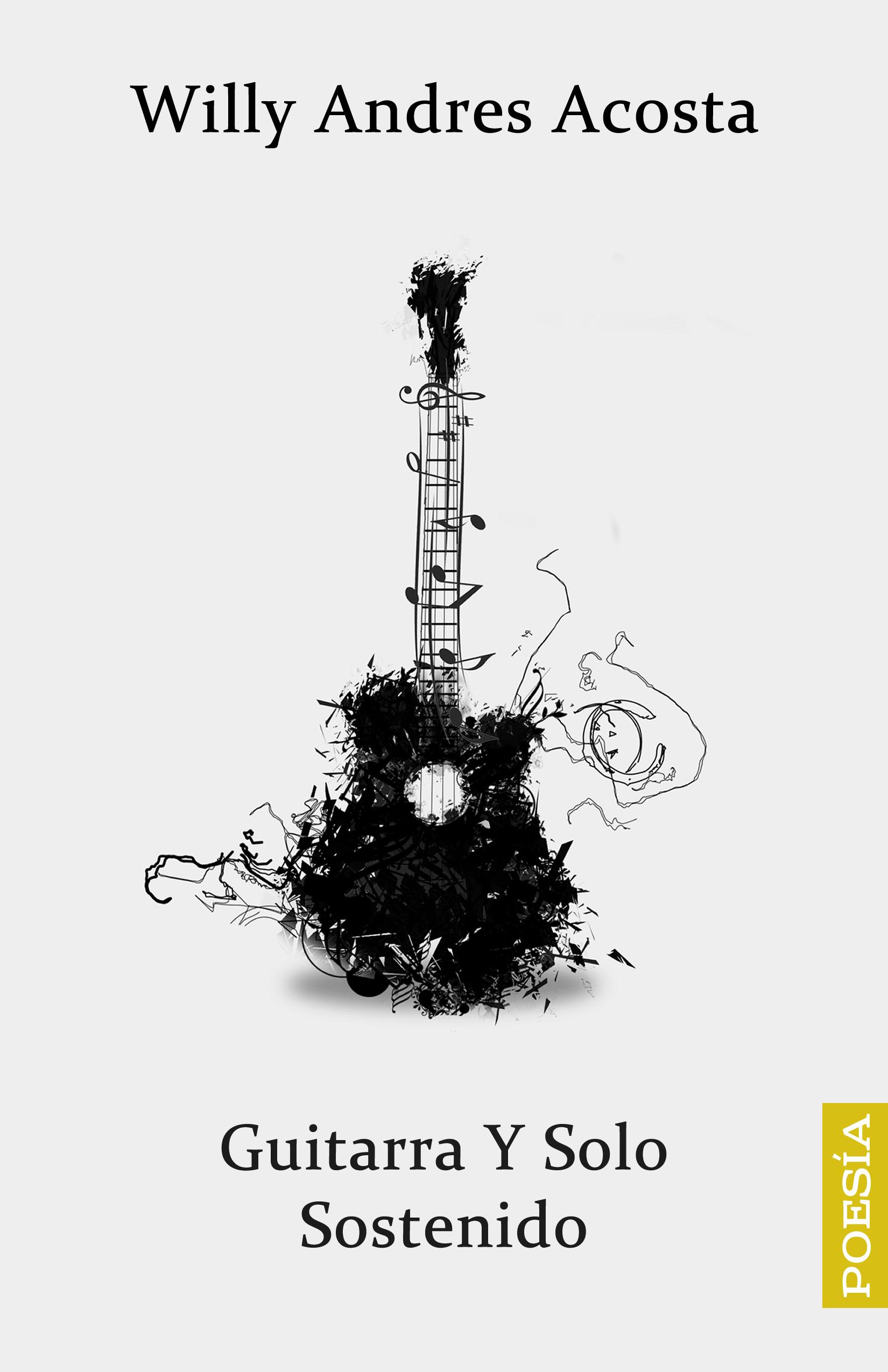 Guitarra Y Solo Sostenido